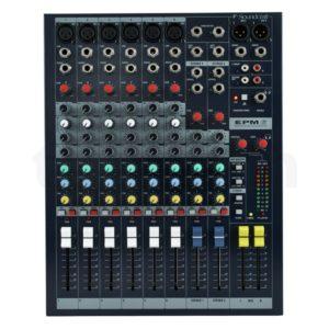 Soundcraft EPM6 аналоговый 10-канальный микшерный пульт