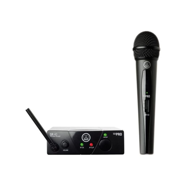AKG WMS40 Mini Vocal Set BD US25C вокальная радиосистема