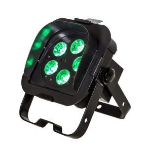 ADJ FLAT PAR QA5XS ультра-яркий тонкий светильник
