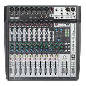 Soundcraft Signature 12MTK аналоговый 12-канальный микшер