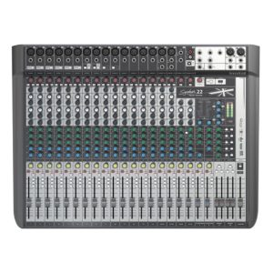 Soundcraft Signature 22MTK аналоговый 22-канальный микшер