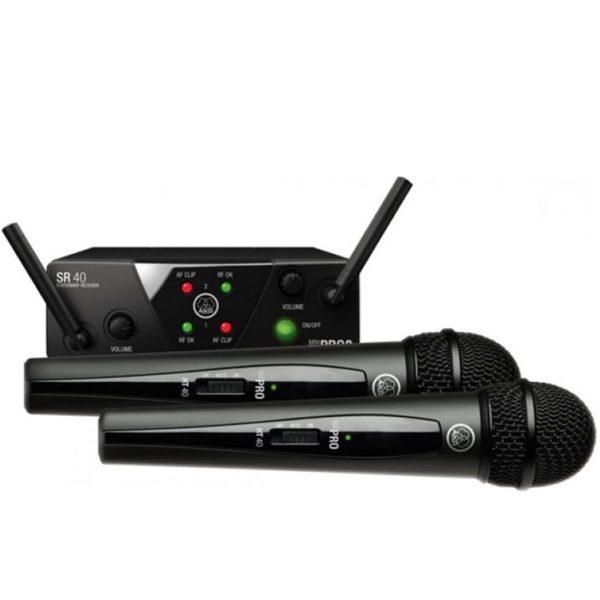 AKG WMS40 Mini2 Vocal Set US25BD вокальная радиосистема