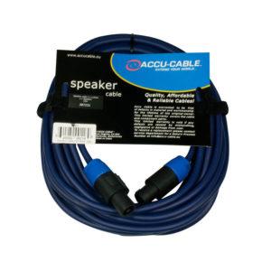 American Dj AC-SP2-2,5/10 кабель Speakon-Speakon 10 метров