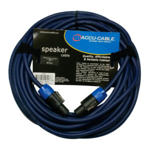 American Dj AC-SP2-2,5/15 кабель Speakon-Speakon 15 метров