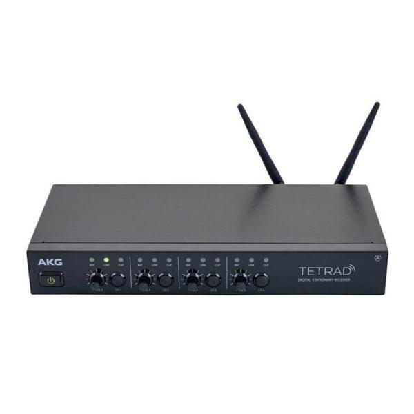 AKG DMS TETRAD PERFORMER SET 4/2 цифровая радиосистема
