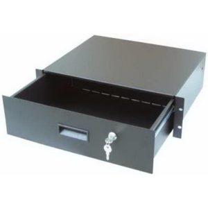 BESPECO CRS2U рэковый ящик высотой 2U с замком