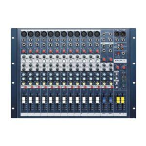Soundcraft EPM12 аналоговый 16-канальный микшерный пульт