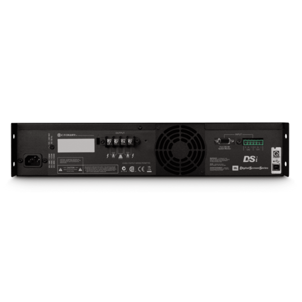 Crown DSi4000 усилитель с DSP