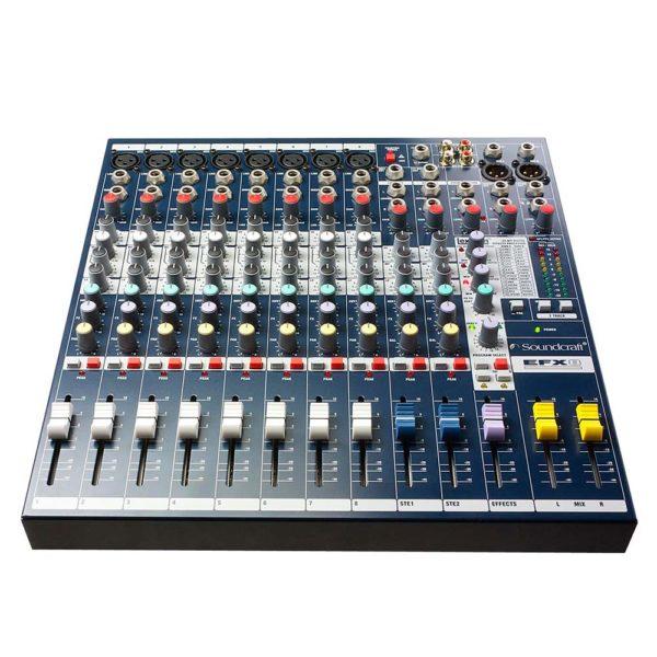 Soundcraft EFX8 микшер аналоговый