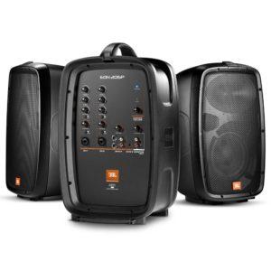 JBL EON206P портативный акустический комплект