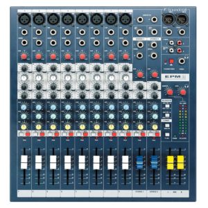 Soundcraft EPM8 микшер