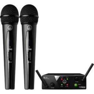 AKG WMS40 Mini2 Vocal Set US25BD вокальная радиосистема