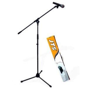 JTS MSP-TK350 вокальный микрофон со стойкой