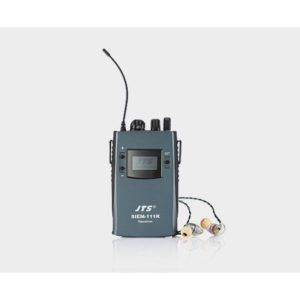 JTS SIEM-111R (614-638 МГц) UHF-ресивер одноканальный