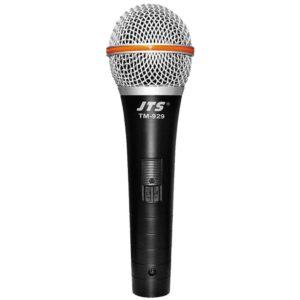 JTS TM-929 Микрофон вокальный, кардиоидный, 50-15000Гц, в кейсе