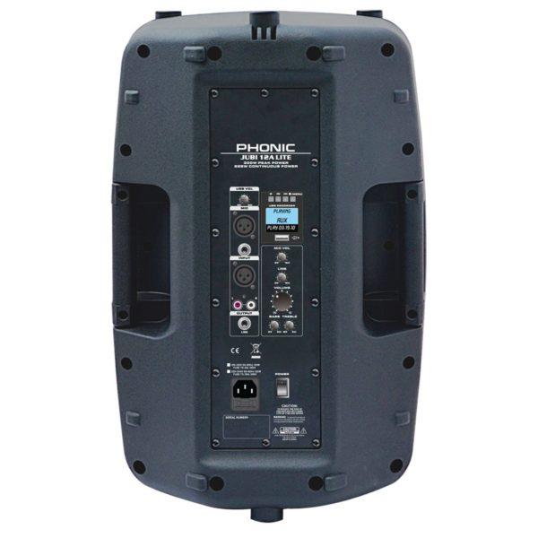 Phonic Jubi 12A Lite активная акустическая система
