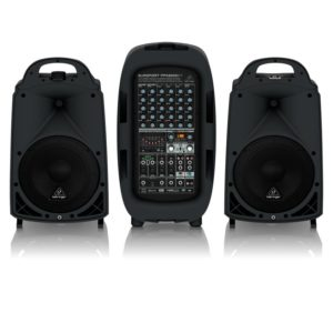 Behringer PPA2000BT портативная система звукоусиления