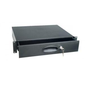 Proel ADRK2CR рэковый ящик с замком 2U