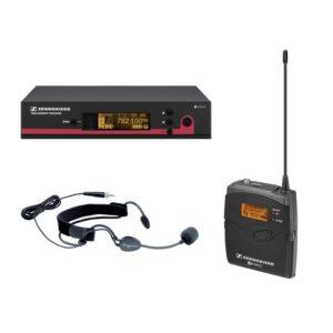 SENNHEISER EW 152 G3-A-X радиосистема с головным микрофоном