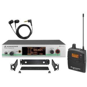 SENNHEISER EW 300 IEM G3-G-X система персонального мониторинга