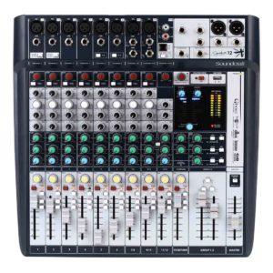 Soundcraft Signature 12 аналоговый 12-канальный микшер