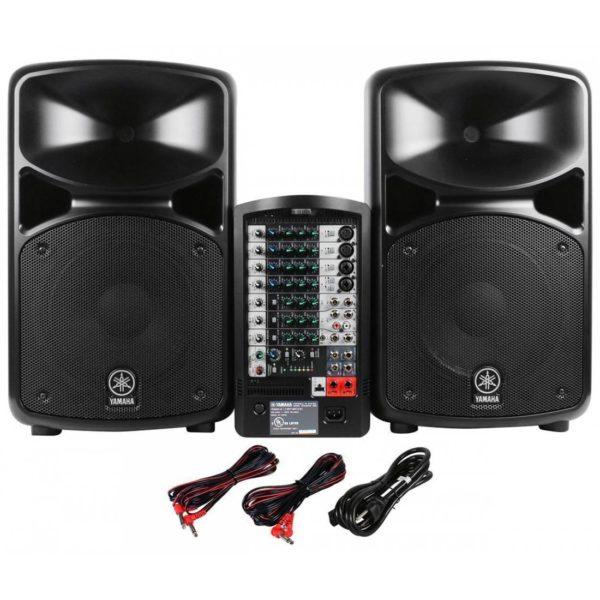 Yamaha STAGEPAS600i акустический комплект