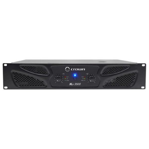 Crown XLi3500 усилитель 2-канальный