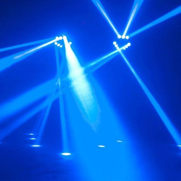 ADJ KAOS центральный светодиодный LED прибор эффектов