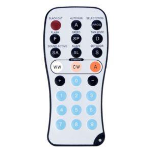ADJ LED RC3 контроллер-пульт управления светодиодными приборами