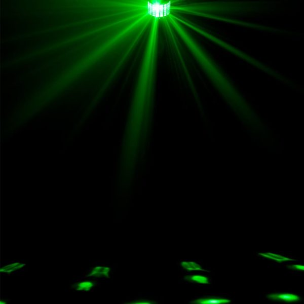 ADJ Mini Dekker светодиодный прибор LED эффектов