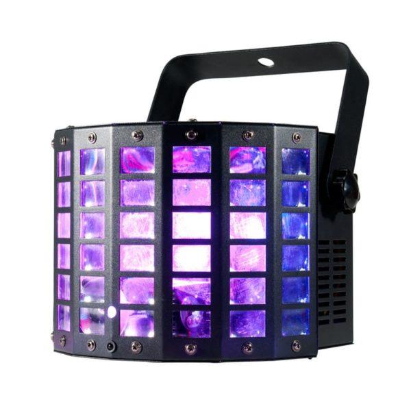 ADJ Mini Dekker LZR светодиодный прибор с лазерами