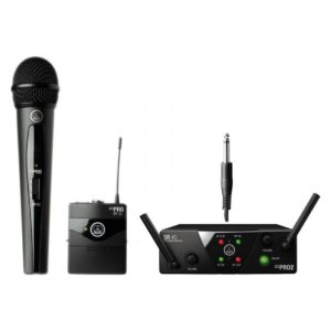 AKG WMS40 Mini2 Mix Set US25BD вокальная радиосистема