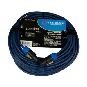 American Dj AC-SP2-2,5/20 кабель Speakon-Speakon 20 метров
