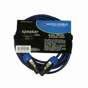 American Dj AC-SP2-2,5/5 кабель Speakon-Speakon 5 метров
