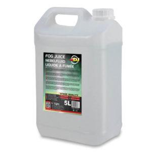 American DJ Fog juice 1 light 5л - жидкость для генератора дыма