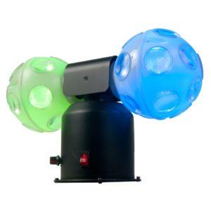 American DJ Jelly Cosmos Ball светодиодный LED прибор - 2 вращающихся шара