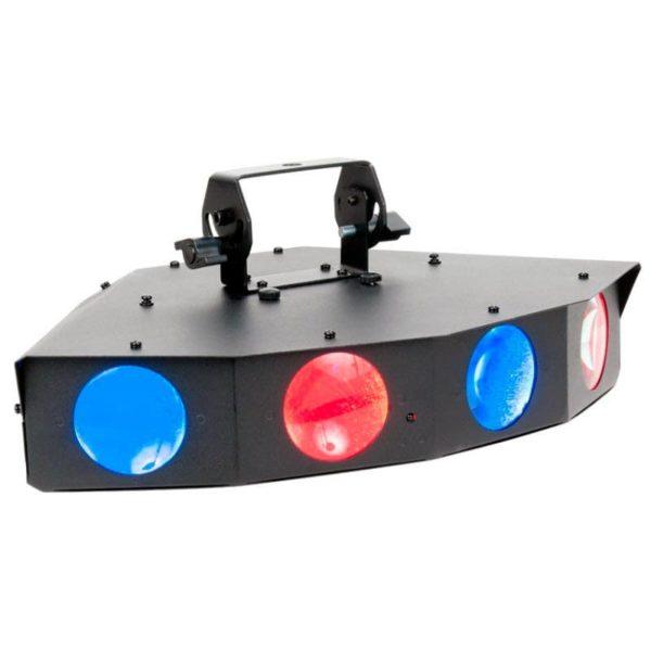 American DJ Monster Quad светодиодный эффект трилистника