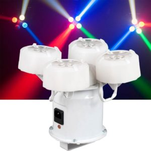 American DJ Rotobeam 4 светодиодный прибор с 4 головами