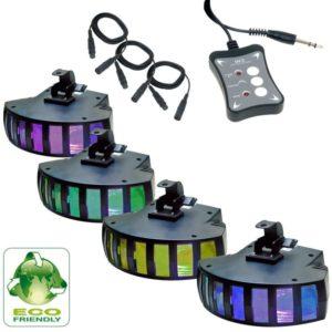 American DJ Saturn TriLED SYS комплект cветодиодных приборов