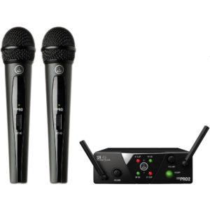 AKG WMS40 Mini2 Vocal Set US25AC вокальная радиосистема