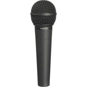 Behringer XM8500 микрофон вокальный кардиоидный динамический