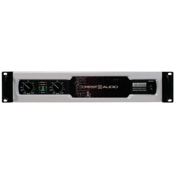 CREST AUDIO CD2000 усилитель мощности