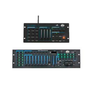 DMX-контроллеры и пульты