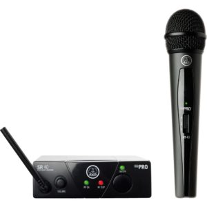 AKG WMS40 Mini Vocal Set BD US45B  вокальная радиосистема