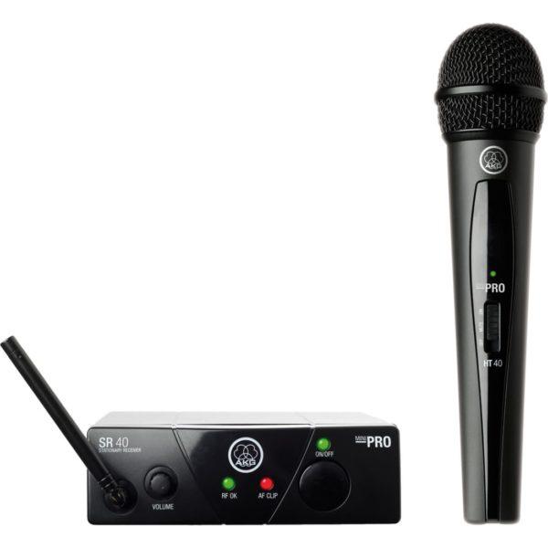 AKG WMS40 Mini Vocal Set BD US45B  вокальная радиосистема