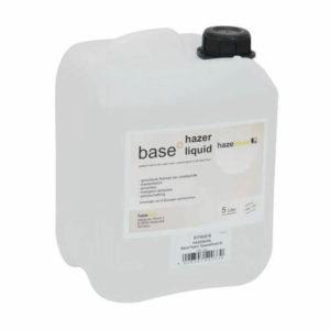 Eurolite Base Hazer-Fluid, 5L - жидкость для генератора тумана