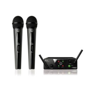 AKG WMS40 Mini2 Vocal Set BD US45A/C вокальная радиосистема