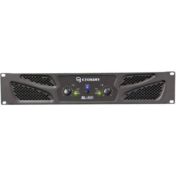 Crown XLi800 усилитель 2-канальный