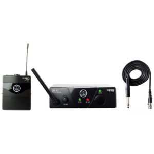 AKG WMS40 Mini Instrumental Set BD US25A инструментальная радиосистема