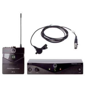 AKG Perception Wireless 45 Pres Set BD B1 радиосистема для презентатора